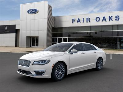 new 2019 Lincoln MKZ car, priced at $38,318