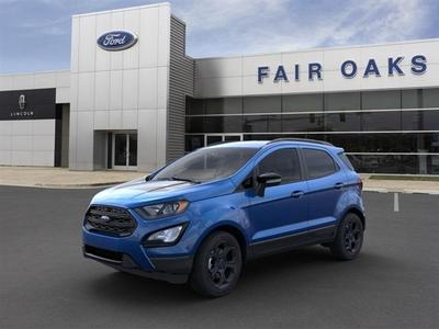 new 2021 Ford EcoSport car, priced at $23,970