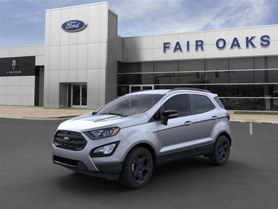 new 2021 Ford EcoSport car, priced at $23,793