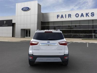 new 2020 Ford EcoSport car, priced at $20,206