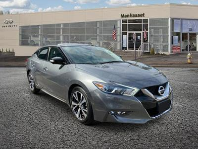 used 2017 Nissan Maxima car, priced at $22,839
