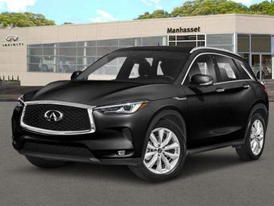 new 2021 INFINITI QX50 car, priced at $48,435