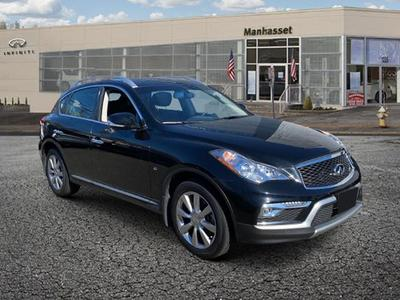 used 2017 INFINITI QX50 car, priced at $25,995