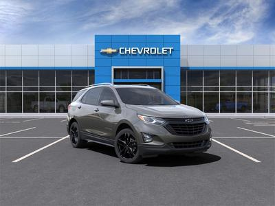 new 2021 Chevrolet Equinox car, priced at $32,113