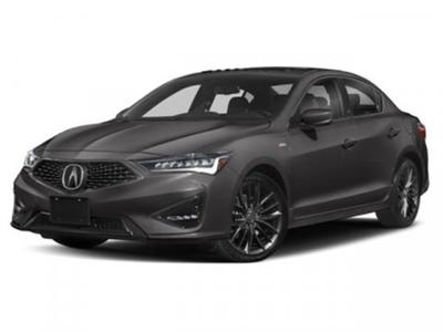new 2021 Acura ILX car, priced at $32,875