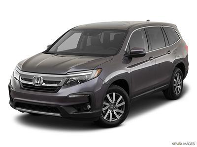 new 2021 Honda Pilot car, priced at $40,360