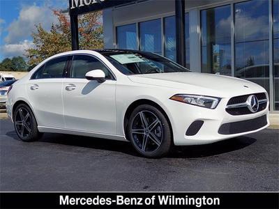 new 2021 Mercedes-Benz A-Class car, priced at $41,430