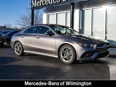 new 2020 Mercedes-Benz CLA 250 car, priced at $49,685