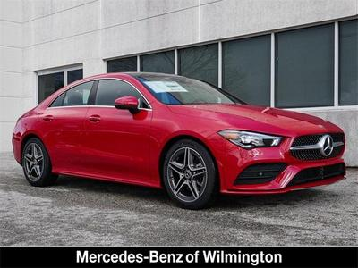new 2020 Mercedes-Benz CLA 250 car, priced at $49,315