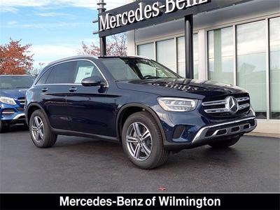 new 2021 Mercedes-Benz GLC 300 car, priced at $50,905
