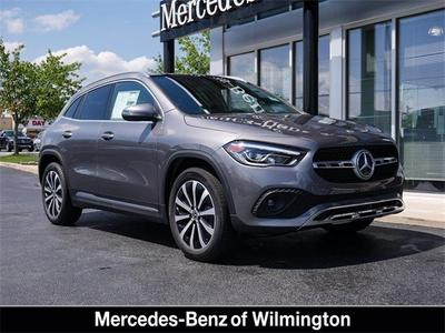 new 2021 Mercedes-Benz GLA 250 car, priced at $45,295