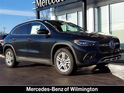 new 2021 Mercedes-Benz GLA 250 car, priced at $43,455