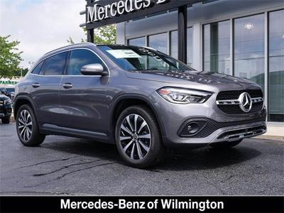 new 2021 Mercedes-Benz GLA 250 car, priced at $45,145