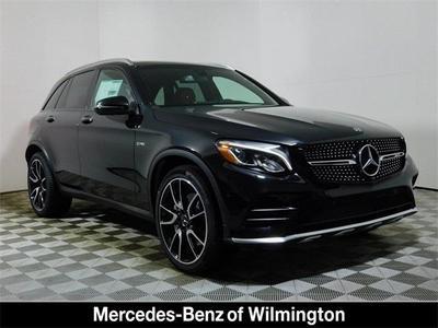new 2019 Mercedes-Benz AMG GLC 43 car, priced at $69,000