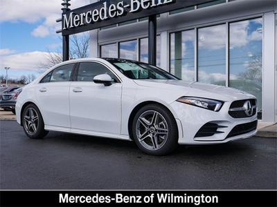 new 2020 Mercedes-Benz A-Class car, priced at $43,060