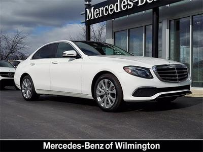 used 2018 Mercedes-Benz E-Class car, priced at $40,900