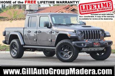 new 2021 Jeep Gladiator car, priced at $60,700