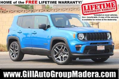new 2020 Jeep Renegade car, priced at $25,765