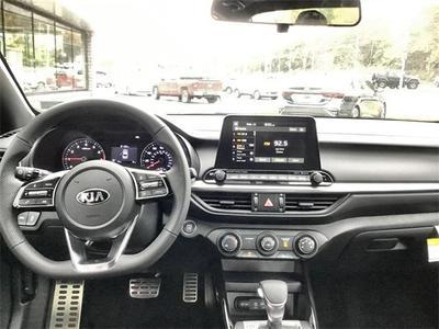 new 2021 Kia Forte car, priced at $23,655