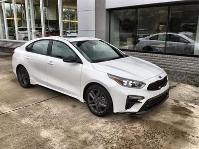 new 2021 Kia Forte car, priced at $23,655