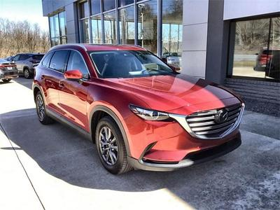 new 2021 Mazda CX-9 car, priced at $42,330