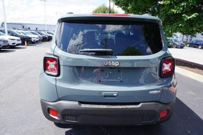 new 2018 Jeep Renegade car, priced at $24,157