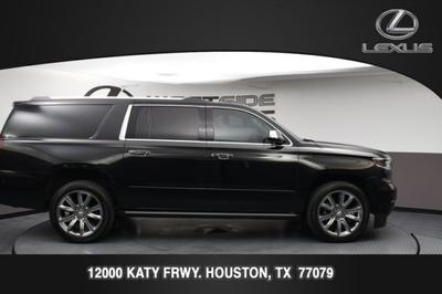 used 2015 Chevrolet Suburban car, priced at $40,949