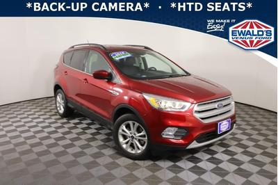 used 2018 Ford Escape car, priced at $24,782