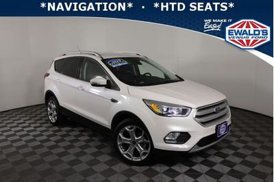 used 2019 Ford Escape car, priced at $27,327