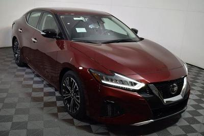 new 2021 Nissan Maxima car, priced at $34,791