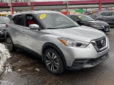 used 2018 Nissan Kicks car, priced at $15,900