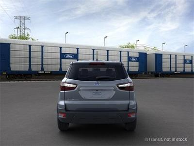 new 2021 Ford EcoSport car, priced at $19,384