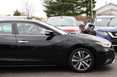 used 2019 Nissan Maxima car, priced at $22,990