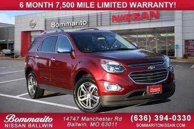used 2017 Chevrolet Equinox car, priced at $16,490