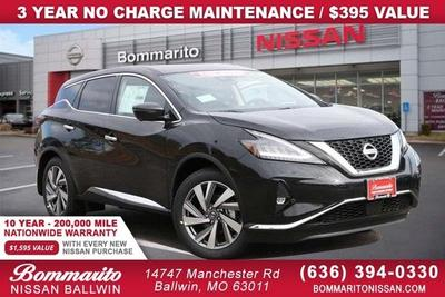 new 2021 Nissan Murano car, priced at $36,617
