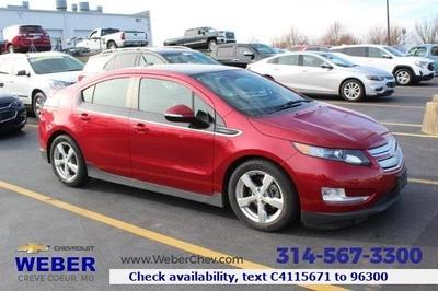 used 2012 Chevrolet Volt car, priced at $9,888