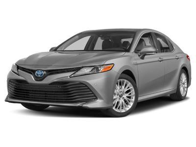new 2020 Toyota Camry Hybrid car