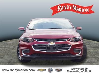 new 2018 Chevrolet Malibu car