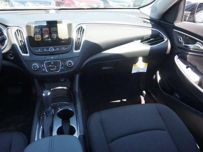 new 2018 Chevrolet Malibu car