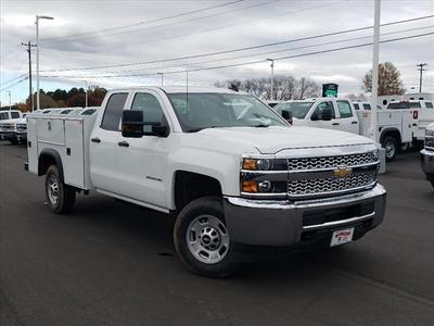 new 2019 Chevrolet Silverado 2500 car, priced at $42,551