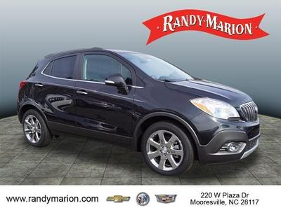 new 2016 Buick Encore car, priced at $22,376