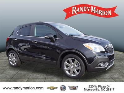 new 2016 Buick Encore car, priced at $21,737