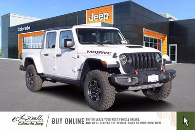 new 2021 Jeep Gladiator car, priced at $53,745
