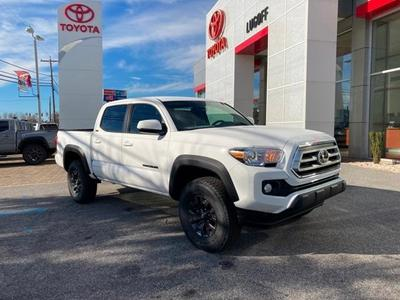 new 2021 Toyota Tacoma car, priced at $35,125