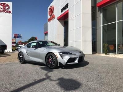 new 2021 Toyota Supra car, priced at $56,640