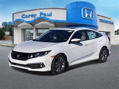 new 2021 Honda Civic car, priced at $24,279