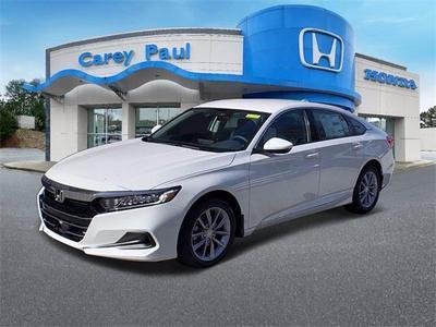 new 2021 Honda Accord car, priced at $24,572
