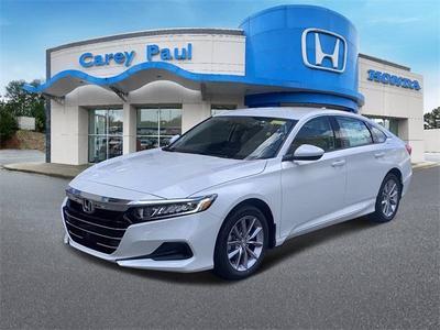 new 2021 Honda Accord car, priced at $24,942