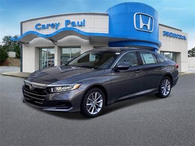 new 2021 Honda Accord car, priced at $24,802