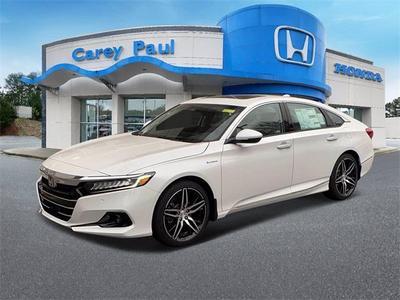 new 2021 Honda Accord Hybrid car, priced at $34,735
